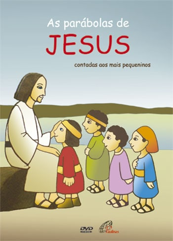As Parábolas de Jesus_capa